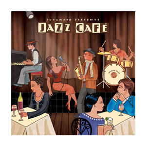 PUTUMAYO Jazz Cafe- CD