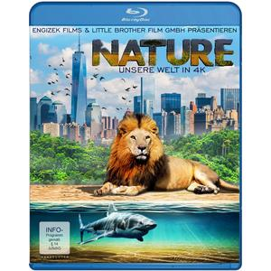 Our Nature- Blu-Ray