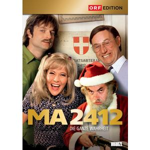 ORF EDITION MA 2412: Die komplette Serie (Neuauflage)- DVD