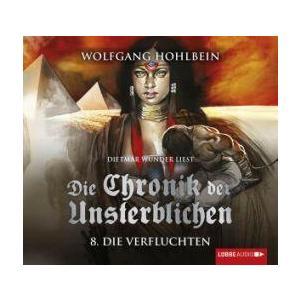 HOHLBEIN, WOLFGANG Die Chronik der Unsterblichen: Die Verfluchten - Teil 8- DCD