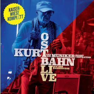 OSTBAHN, KURT Live auf der Kaiserwiese 2014 - Komplett- DCD