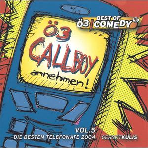 KULIS, GERNOT Callboy Vol. 5 CD- CD