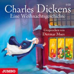 DICKENS, CHARLES Eine Weihnachtsgeschichte- DCD