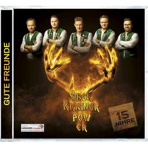 OBERKRAINER POWER Gute Freunde- CD