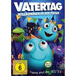 Vatertag: Willkommen in der Tiefsee- DVD