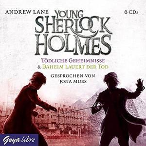 LANE, ANDREW Young Sherlock Holmes: Box-Set - Folge 7+8- DCD