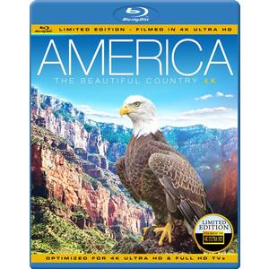 Amerika (4K UHD)#- Blu-Ray