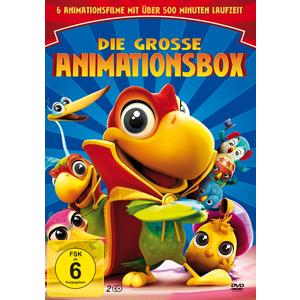 Die grosse Animationsbox- DVD