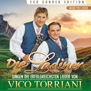 LADINER, DIE Singen die erfolgreichsten Lieder von Vico Torriani- DCD