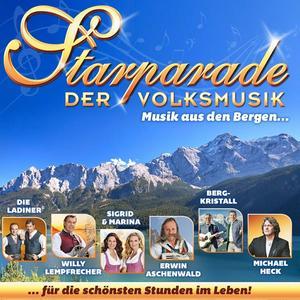VARIOUS Starparade der Volksmusik- CD