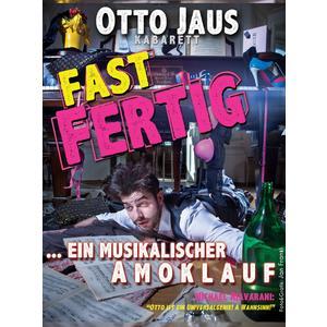 JAUS, OTTO Fast fertig: Ein musikalischer Amoklauf- DVD