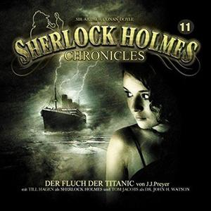 SHERLOCK HOLMES CHRONICLES Der Fluch der Titanic - Folge 11- DCD