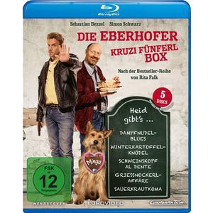 Eberhoferkrimi: Kruzifünferl Box#*- Blu-Ray