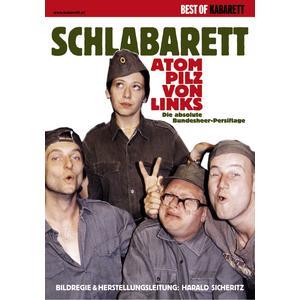 SCHLABARETT Atompilz von links DVD- DVD