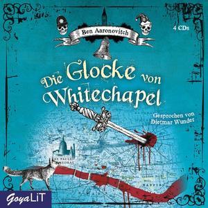 AARONOVITCH, BEN Die Glocke von Whitechapel- DCD