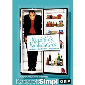 NIAVARANI, MICHAEL Niavaranis Kühlschrank- DVD