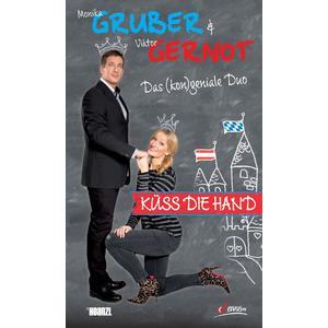 GRUBER, MONIKA / GERNOT, VIKTOR Küss die Hand- DVD
