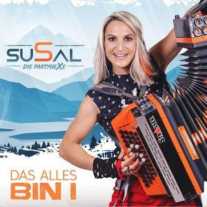 SUSAL Das alles bin i- CD