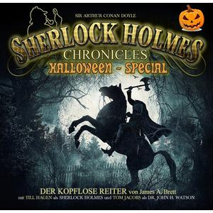 SHERLOCK HOLMES CHRONICLES Halloween Special- CD