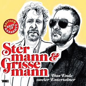 BoK STERMANN/GRISSEMANN Das Ende zweier Entertainer- CD