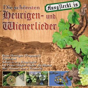 VARIOUS Die schönsten Heurigen- und Wienerlieder- CD