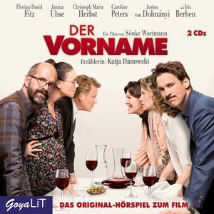 Der Vorname: Das Original-Hörspiel zum Film- DCD