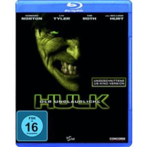 Der unglaubliche Hulk#- Blu-Ray