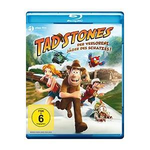 Tad Stones: Der verlorene Jäger des Schatzes!#- Blu-Ray