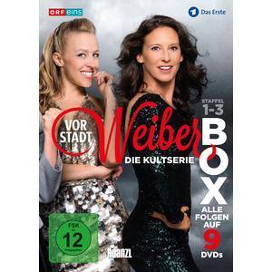 ORF EDITION Vorstadtweiber: Staffel 1-3 Box- DVD