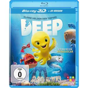 Deep (3D+2D)#- Blu-Ray
