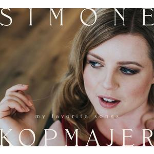 KOPMAJER, SIMONE My Favorite Songs- DCD