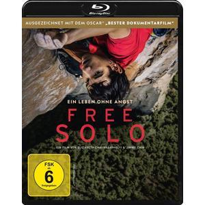 Free Solo- Blu-Ray