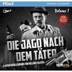 DIE JAGD NACH DEM TÄTER Die Jagd nach dem Täter, Vol. 1- CD