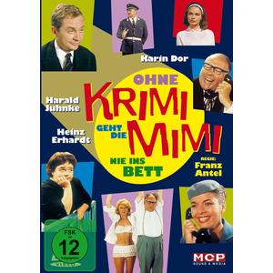 Ohne Krimi geht die Mimi nie ins Bett- DVD