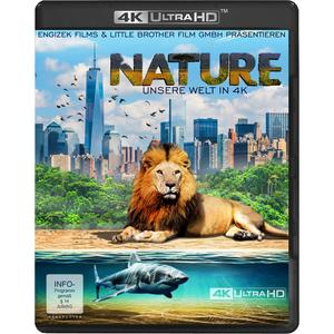 Our Nature (4K UHD)- Blu-Ray
