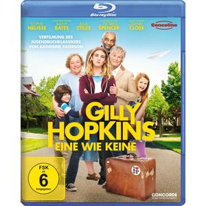 Gilly Hopkins#- Blu-Ray