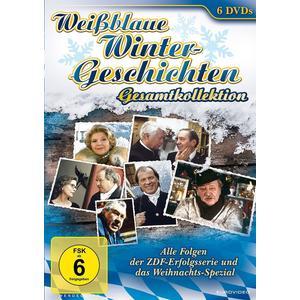 Weissblaue Wintergeschichten: Gesamtbox- DVD