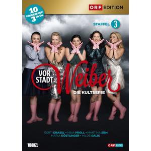 ORF EDITION Vorstadtweiber: Staffel 3- DVD