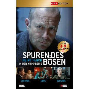 ORF EDITION Spuren des Bösen: Teil 4-6- DVD