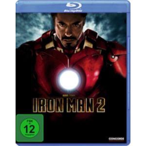 Iron Man 2#- Blu-Ray