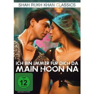 Ich bin immer für dich da (Shah Rukh Khan Classics)- DVD