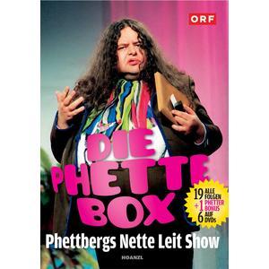 PHETTBERG, HERMES Die Phette Box- DVD
