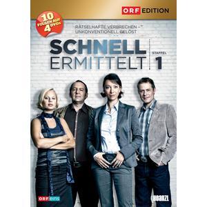ORF EDITION Schnell ermittelt: Staffel 1- DVD