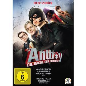Antboy 2- DVD