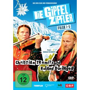 Gipfelzipfler: Folge 01-05- DVD