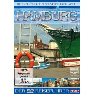 DIE SCHÖNSTEN STÄDTE DER WELT Hamburg- DVD