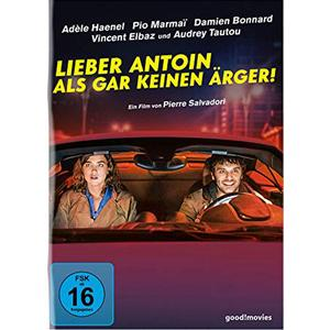 Lieber Antoine als gar keinen Ärger- DVD