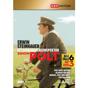 ORF EDITION Polt: Folge 1-6 (Alle Fälle)- DVD