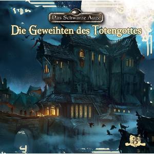 DAS SCHWARZE AUGE Die Geweihten des Totengottes - Folge 3- CD