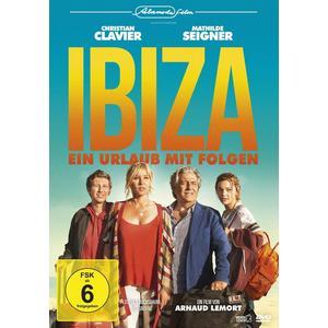 Ibiza: Ein Urlaub mit Folgen- DVD